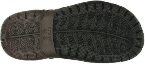 a244d30dc Crocs Men s Swiftwater Leather Clogs