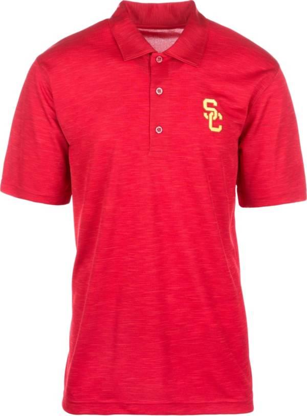 USC Authentic Apparel Men's USC Trojans Cardinal Polo product image
