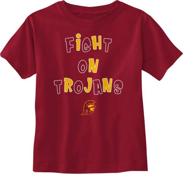 USC Authentic Apparel Toddler USC Trojans Cardinal Short Sleeve T-Shirt product image