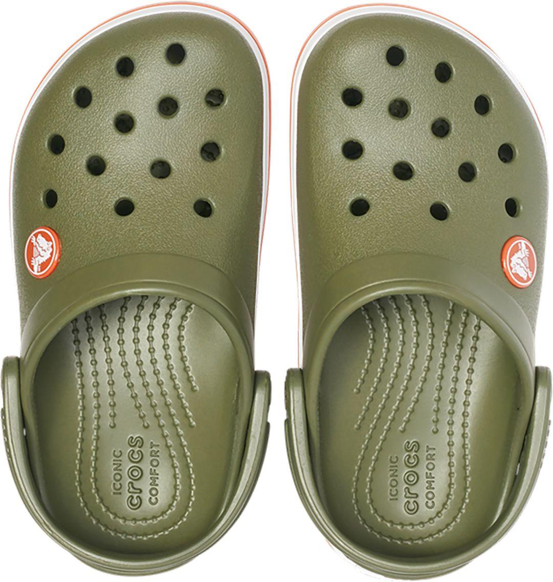 online store e3e70 e05fe Crocs Kids' Crocband Clogs