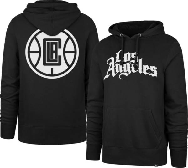 '47 Men's 2020-21 City Edition Los Angeles Clippers MVP Hoodie product image
