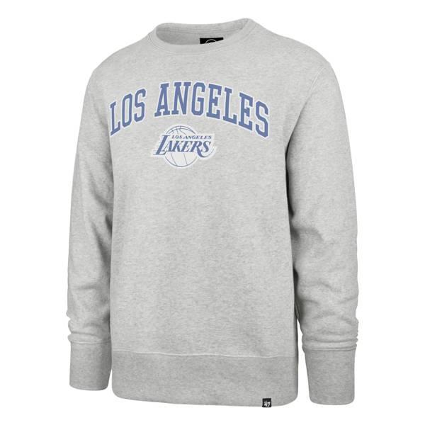 '47 Men's 2020-21 City Edition Los Angeles Lakers Grey Headline Crewneck product image