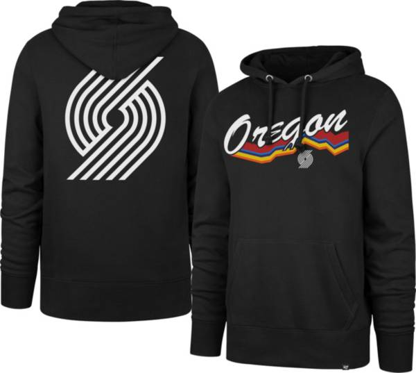 '47 Men's 2020-21 City Edition Portland Trail Blazers MVP Hoodie product image