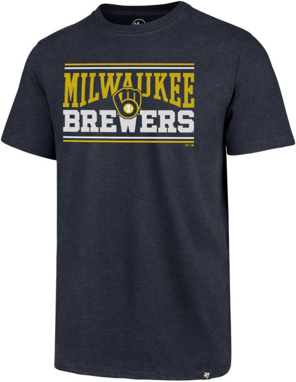 '47 Men's Milwaukee Brewers Club T-Shirt product image