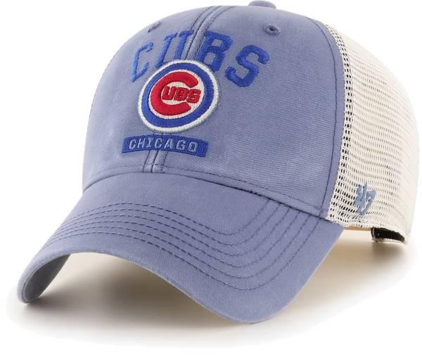 '47 Men's Chicago Cubs Blue Brayman Snap MVP Adjustable Hat product image