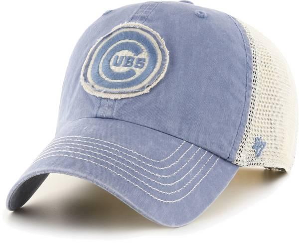 '47 Men's Chicago Cubs Blue Hudson Mesh Clean Up Adjustable Hat product image