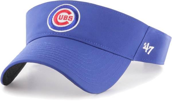 '47 Men's Chicago Cubs Royal Eliot Adjustable Visor product image