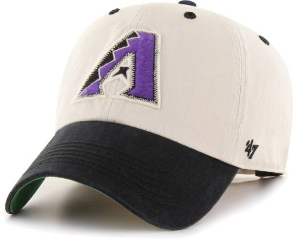 '47 Men's Arizona Diamondbacks Bone Prewett Clean Up Adjustable Hat product image