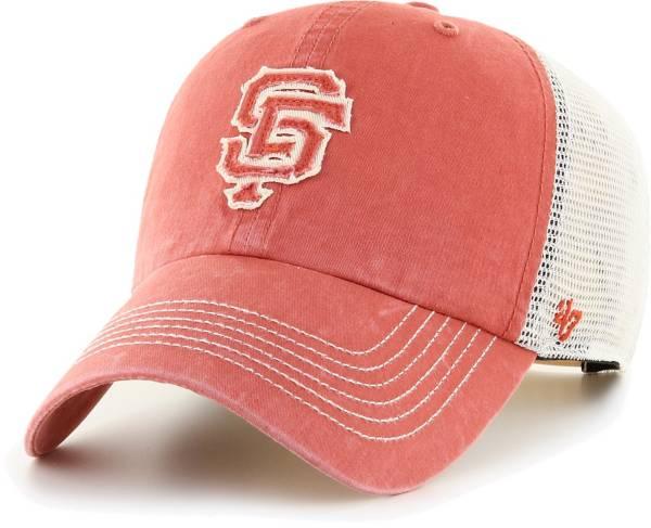 '47 Men's San Francisco Giants Orange Hudson Mesh Clean Up Adjustable Hat product image