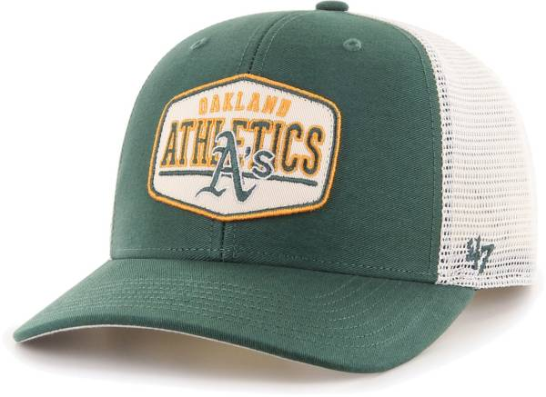 '47 Men's Oakland Athletics Green Sumay MVP Adjustable Hat product image