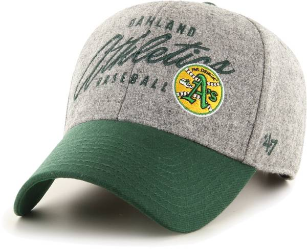 '47 Men's Oakland Athletics Gray Fenmore MVP Adjustable Hat product image