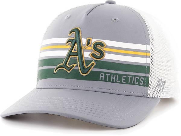 '47 Men's Oakland Athletics Gray Altitude MVP Adjustable Hat product image