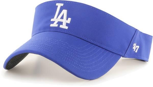 '47 Men's Los Angeles Dodgers Royal Eliot Adjustable Visor product image
