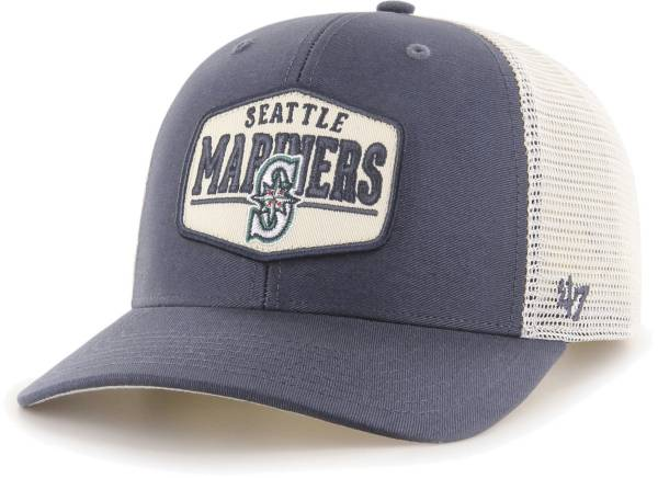 '47 Men's Seattle Mariners Navy Sumay MVP Adjustable Hat product image
