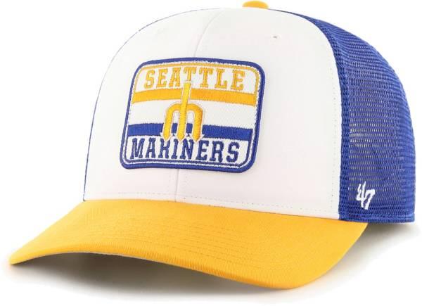 '47 Men's Seattle Mariners Royal Evoke MVP Adjustable Hat product image
