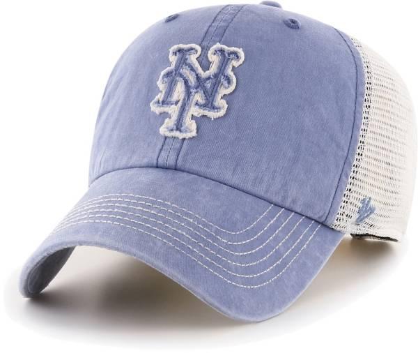 '47 Men's New York Mets Blue Hudson Mesh Clean Up Adjustable Hat product image