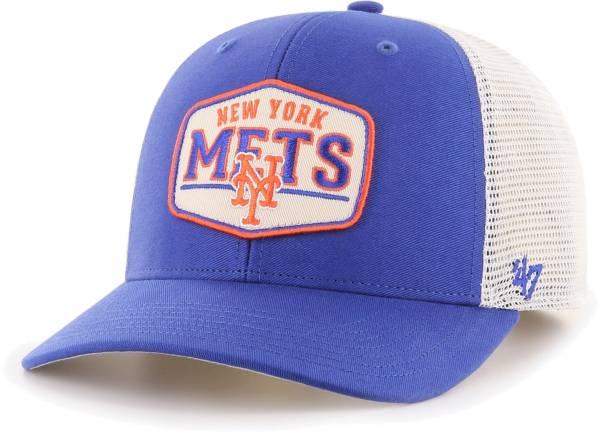 '47 Men's New York Mets Royal Sumay MVP DP Adjustable Hat product image
