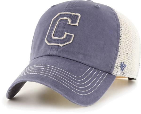 '47 Men's Cleveland Indians Navy Hudson Mesh Clean Up Adjustable Hat product image
