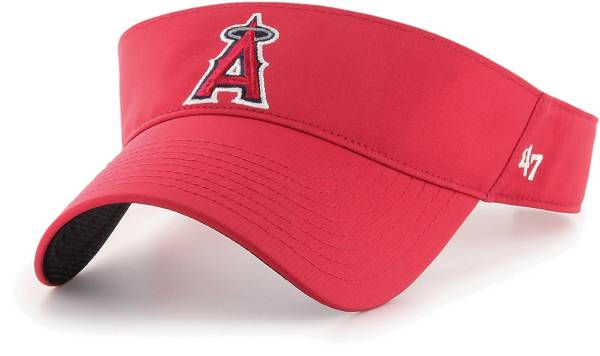 '47 Men's Los Angeles Angels Red Eliot Adjustable Visor product image