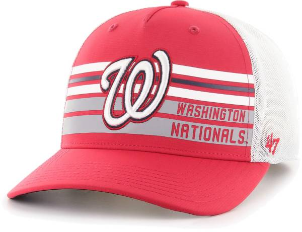 '47 Men's Washington Nationals Red Altitude MVP Adjustable Hat product image