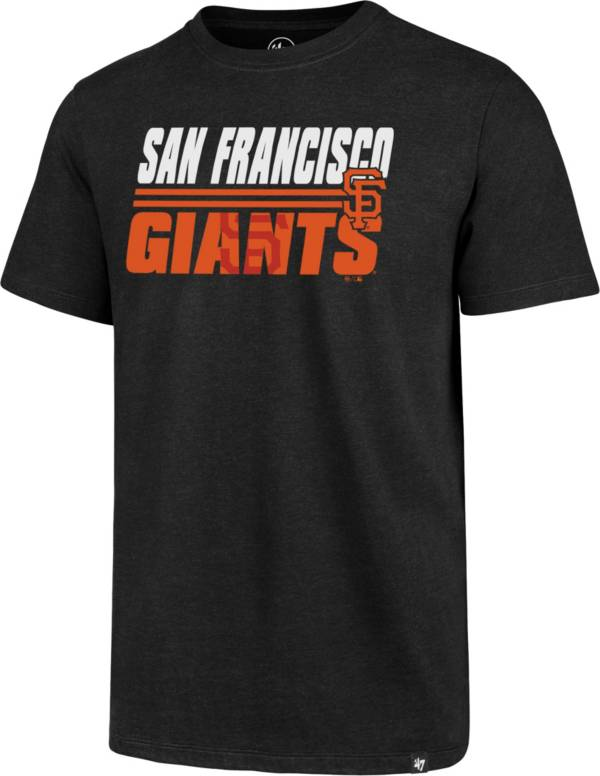 '47 Men's San Francisco Giants Black Club Tee product image