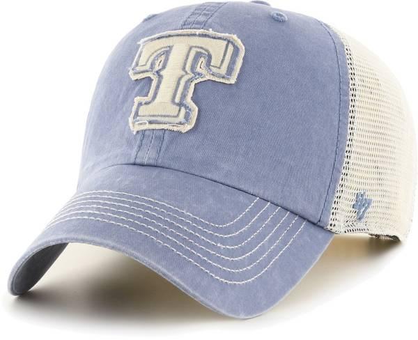 '47 Men's Texas Rangers Blue Hudson Mesh Clean Up Adjustable Hat product image