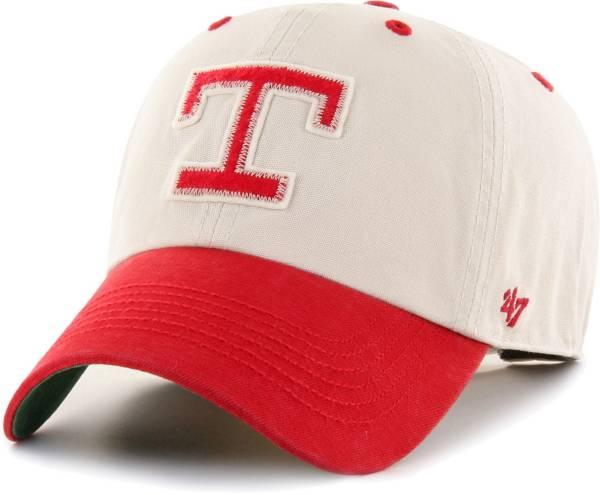 '47 Men's Texas Rangers Bone Prewett Clean Up Adjustable Hat product image