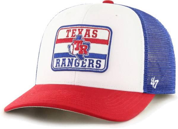 '47 Men's Texas Rangers Royal Evoke MVP Adjustable Hat product image