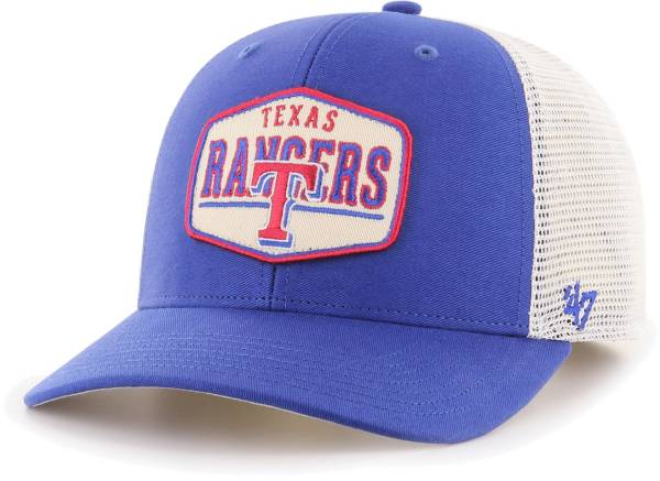 '47 Men's Texas Rangers Royal Sumay MVP Adjustable Hat product image