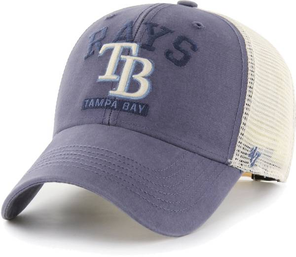 '47 Men's Tampa Bay Rays Navy Brayman Snap MVP Adjustable Hat product image