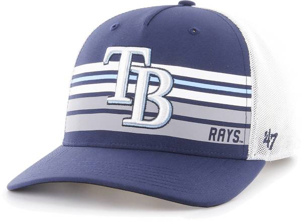 '47 Men's Tampa Bay Rays Navy Altitude MVP Adjustable Hat product image