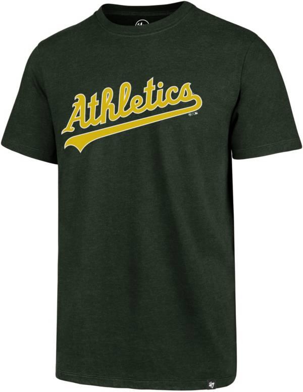 '47 Men's Oakland Athletics Wordmark Club T-Shirt product image