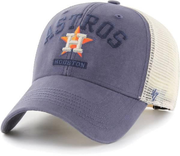 '47 Men's Houston Astros Navy Brayman Snap MVP Adjustable Hat product image