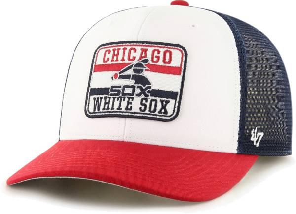 '47 Men's Chicago White Sox Navy Evoke MVP Adjustable Hat product image