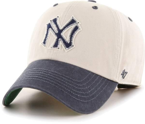 '47 Men's New York Yankees Bone Prewett Clean Up Adjustable Hat product image