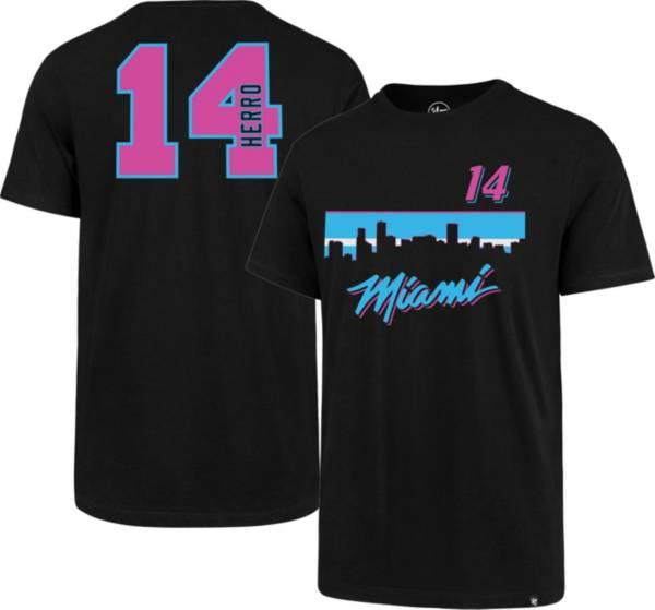 '47 Men's Miami Heat Tyler Herro #14 City Edition T-Shirt product image