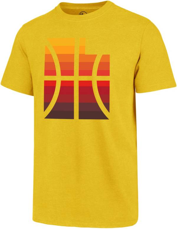 '47 Men's Utah Jazz City Editon Short Sleeve T-Shirt product image