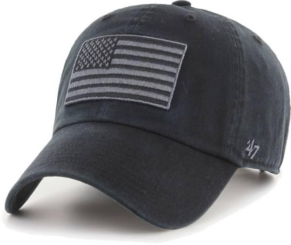'47 Men's OHT Clean Up Adjustable Black Hat product image