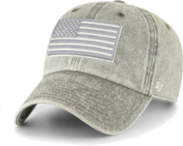 '47 Men's OHT Grey Clean Up Adjustable Hat product image