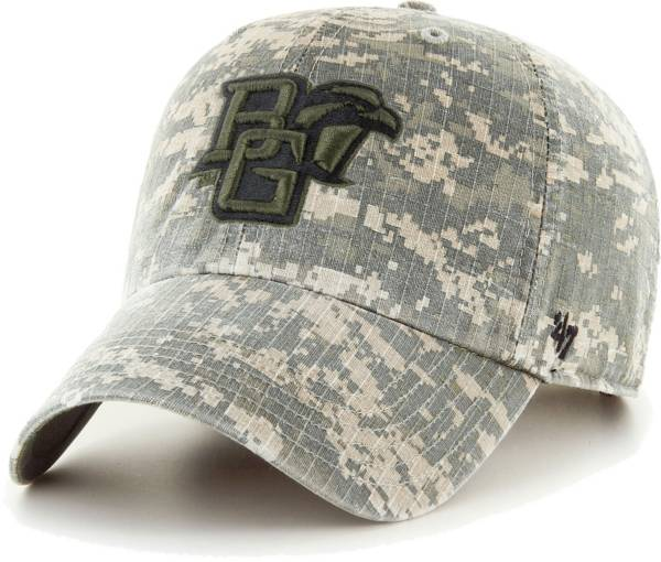 '47 Men's Bowling Green Camo OHT Clean Up Adjustable Hat product image