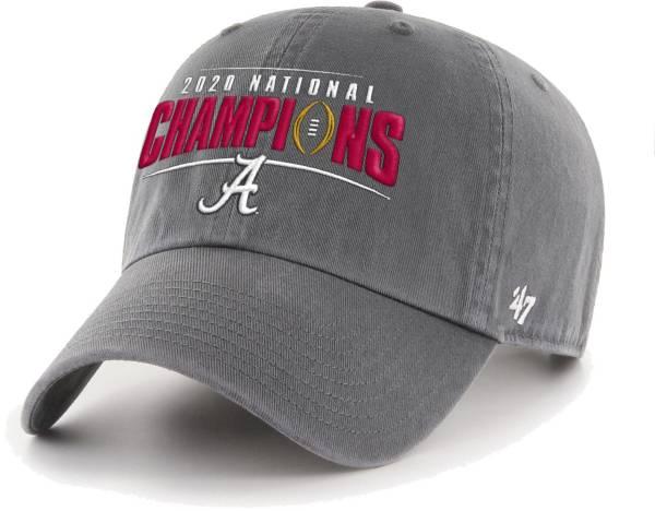 '47 Men's 2020 National Champions Alabama Crimson Tide Adjustable Hat product image