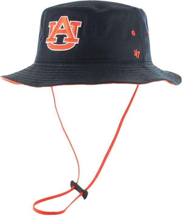 '47 Men's Auburn Tigers Blue Kirby Bucket Hat product image