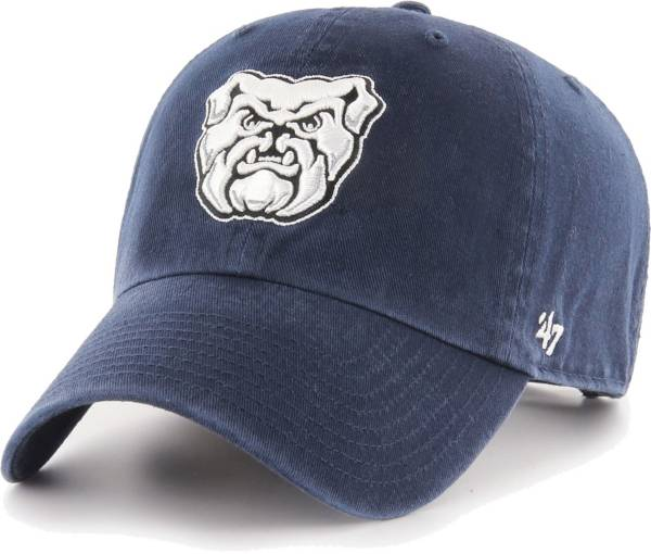 '47 Men's Butler Bulldogs Blue Clean Up Adjustable Hat product image