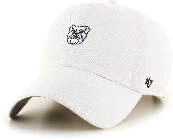 '47 Men's Butler Bulldogs Clean Up Adjustable White Hat product image