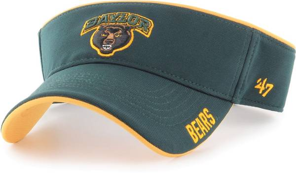 '47 Men's Baylor Bears Green Top Rope Adjustable Visor product image