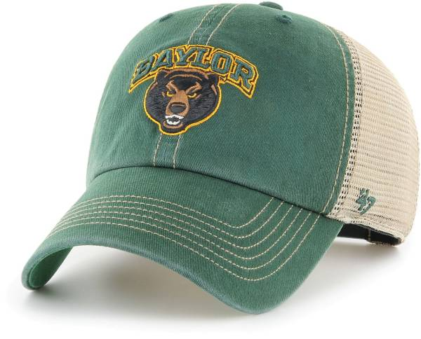 '47 Men's Baylor Bears Green Trawler Adjustable Hat product image