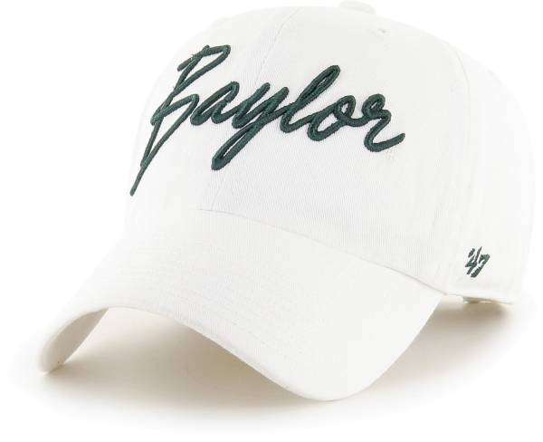 '47 Women's Baylor Bears Lyric Clean Up Adjustable White Hat product image