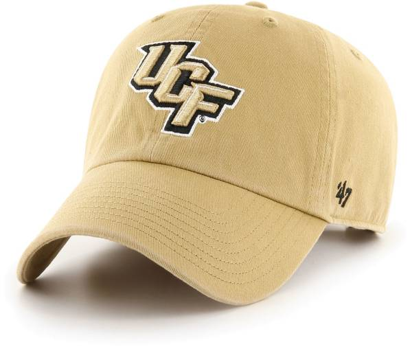 '47 Men's UCF Knights Gold Clean Up Adjustable Hat product image