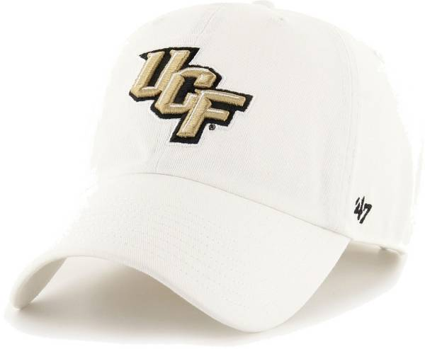 '47 Men's UCF Knights OHT Clean Up Adjustable White Hat product image