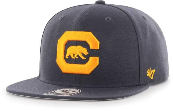 '47 Men's Cal Golden Bears Blue No Shot Captain Adjustable Hat product image